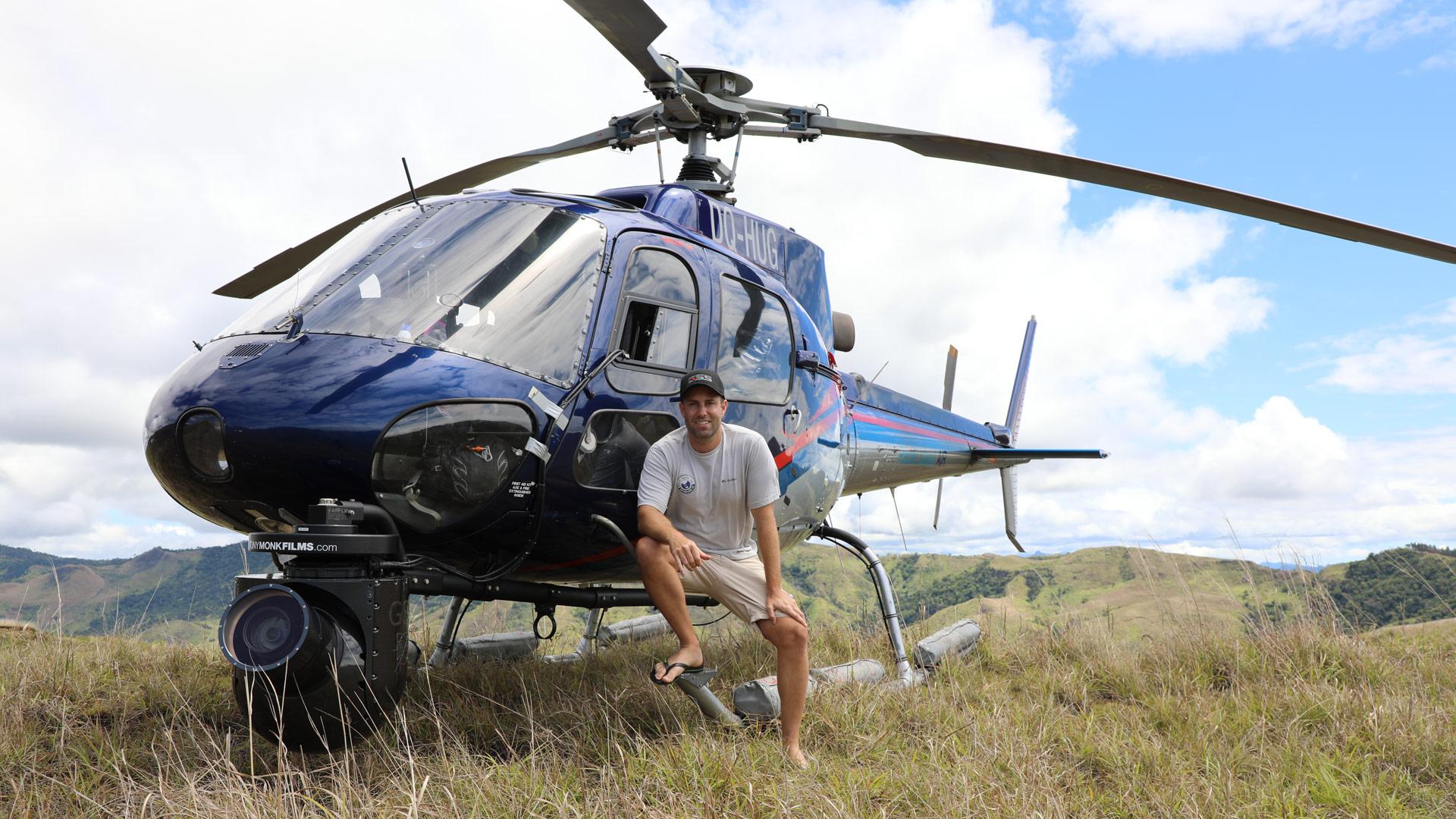 Blair Monk ERIAL CINEMATOGRAPHER & DRONE PILOT