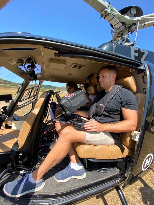 Blair Monk Aerial Cinematographer & Drone Pilot